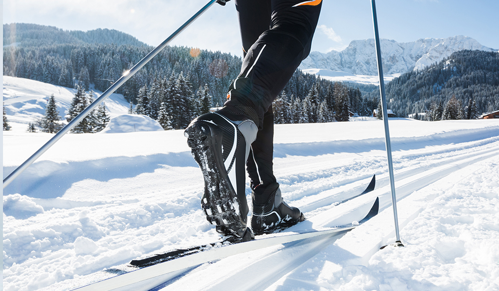 rent cross-country skis