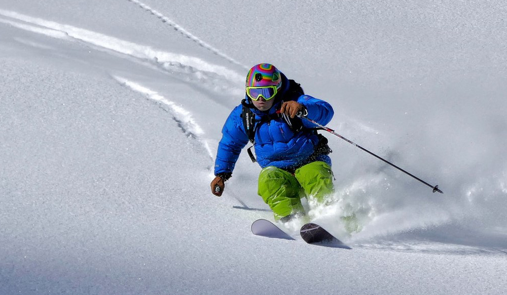 rent Freeride ski