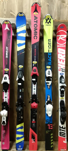 rent junior skis
