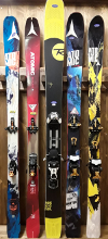 rent touring Skis